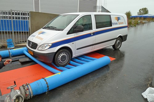Custom-made hose system